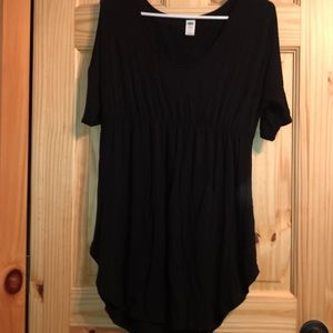Women's old navy maternity tunic top